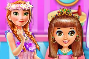 宝贝公主美发沙龙