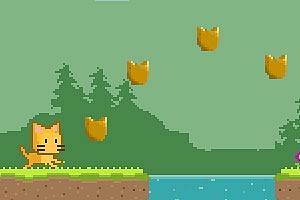 小猫跑酷冒险