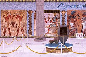 埃及博物馆逃脱