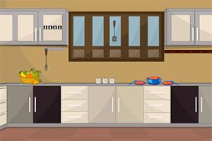 整洁的厨房逃脱