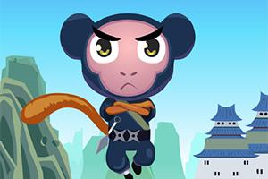 忍者猴酷跑