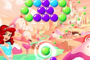 五彩糖果泡泡龙