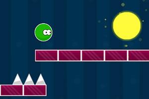 绿球大跳跃