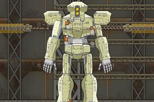 组装装甲机器人