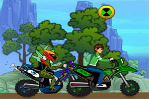 Ben 10 Friendly Race