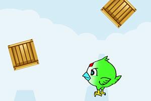疯狂的绿鸟