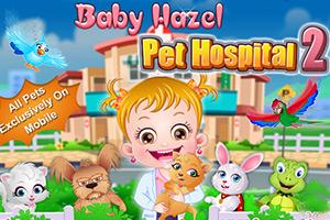 可爱宝贝带宠物看病2