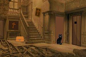 逃离魔术师之家