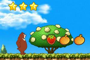熊出没水果大陆无敌版