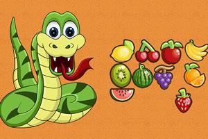 贪吃蛇获取水果