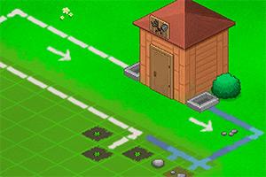 农场接水管