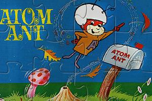 原子蚂蚁拼图