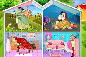 公主们的娃娃屋