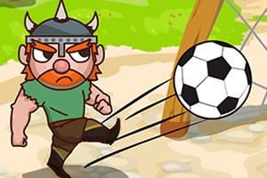 野蛮人踢足球选关版