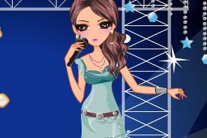爱唱歌的女孩