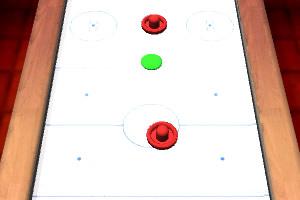 桌面曲棍球3D