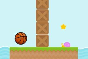 超级篮球反弹