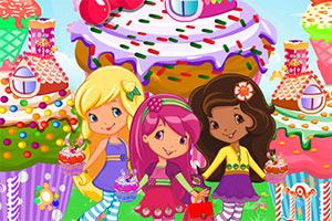草莓公主的蛋糕房