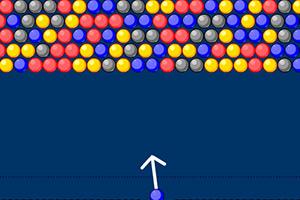 彩色球泡泡龙
