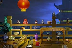 中国古庙寻宝