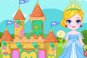 宝宝芭比的梦幻城堡