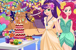 仙女节派对