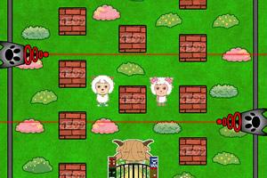 喜羊羊寻找金钥匙