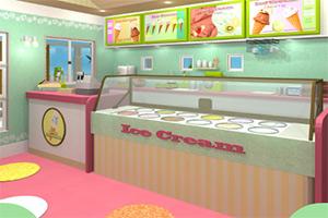 逃出可爱冰淇淋商店