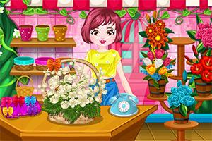小宝贝的花店