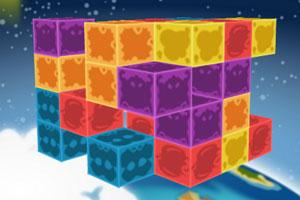太空立体方块