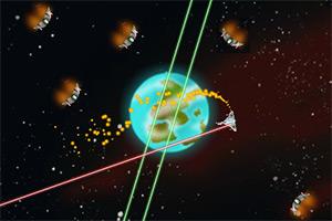 保卫地球太空战
