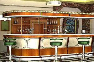 拉斯维加斯赌场酒吧逃脱