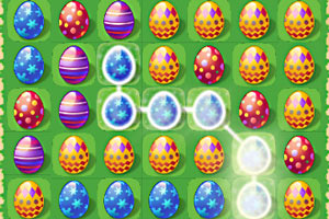 彩色鸡蛋消消乐