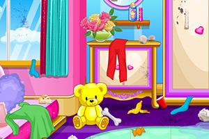 娃娃屋清洁