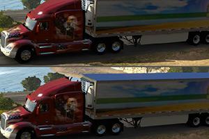 货物卡车找不同