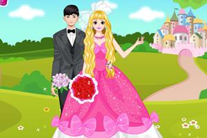 长发公主婚礼