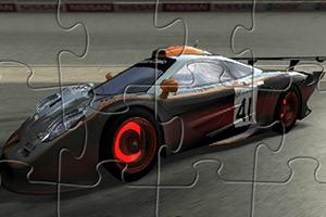 迈凯轮F1赛车拼图