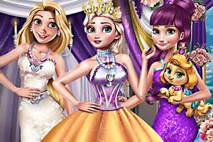 公主的冬季联欢会