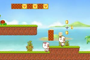 喜羊羊与美羊羊历险记3无敌版
