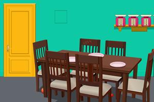 家庭餐桌逃生