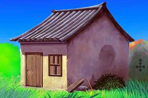 逃离粉色的小房屋