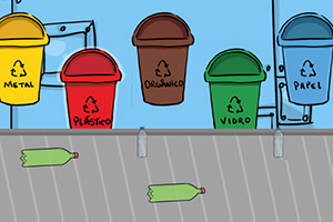 有趣的垃圾分类