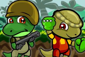 恐龙队冒险