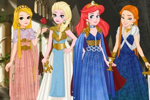公主权利游戏换装