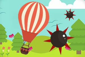 疯狂热气球大冒险