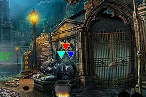 逃离万圣节废弃宫殿