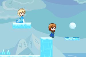 冰雪姐妹救雪宝