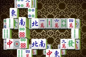 麻将牌对对碰