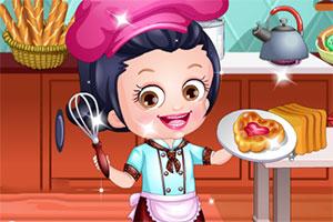 宝贝的面包师装