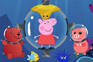 小猪佩奇救援队选关版